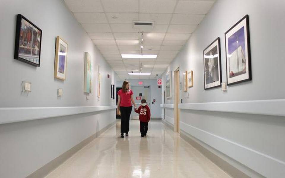The Art Of Healing More Hospitals Invest In Décor